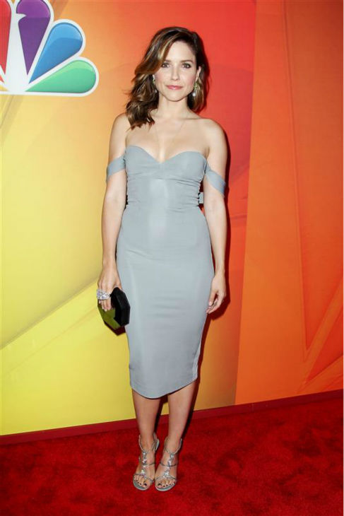 "<div class=""meta ""><span class=""caption-text "">Sophia Bush, formerly of the CW's 'One Tree Hill' and current star of the NBC series 'Chicago P.D.,' appears at the network's 2014 Upfront presentation in New York on May 12, 2014. (Amanda Schwab / Startraksphoto.com)</span></div>"