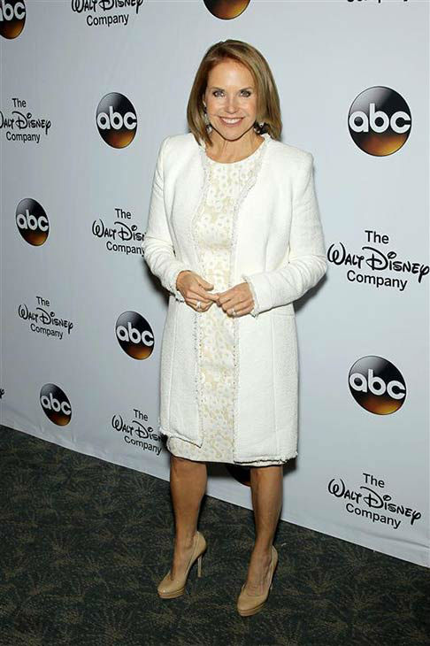 Katie Couric attends &#39;A Celebration of Barbara Walters&#39; on May 14, 2014 in New York City.  <span class=meta>(Marion Curtis&#47;Startraksphoto.com)</span>