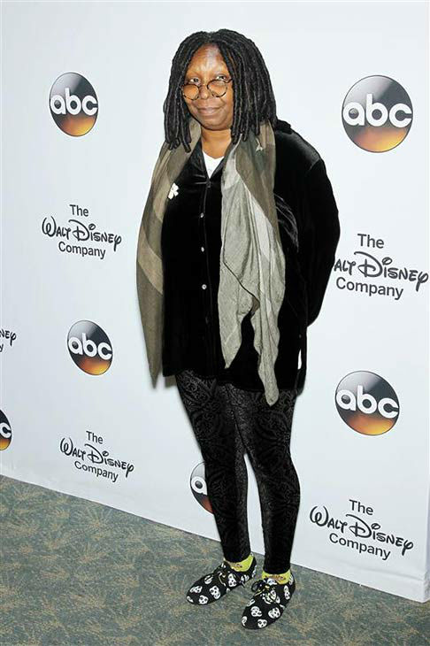 "<div class=""meta ""><span class=""caption-text "">Whoopi Goldberg attends 'A Celebration of Barbara Walters' on May 14, 2014 in New York City.  (Marion Curtis/Startraksphoto.com)</span></div>"