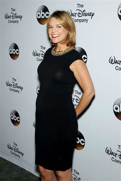 "<div class=""meta ""><span class=""caption-text "">Savannah Guthrie attends 'A Celebration of Barbara Walters' on May 14, 2014 in New York City.  (Marion Curtis/Startraksphoto.com)</span></div>"