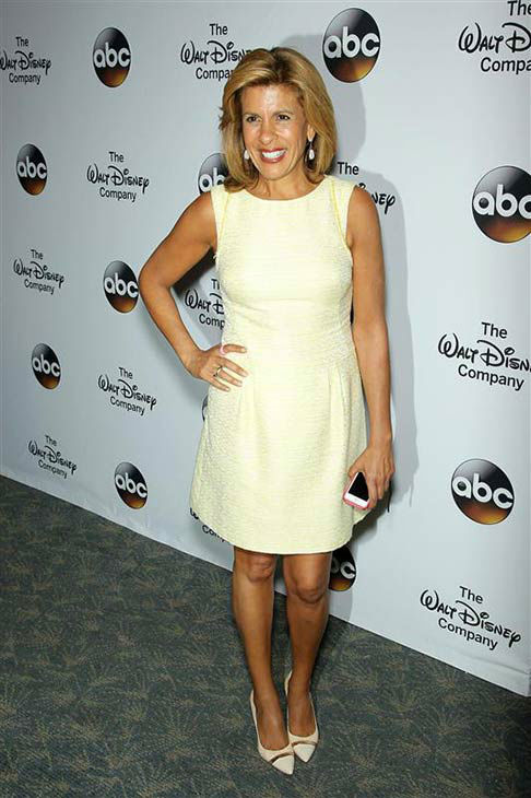 "<div class=""meta ""><span class=""caption-text "">Hoda Kotb attends 'A Celebration of Barbara Walters' on May 14, 2014 in New York City.  (Marion Curtis/Startraksphoto.com)</span></div>"