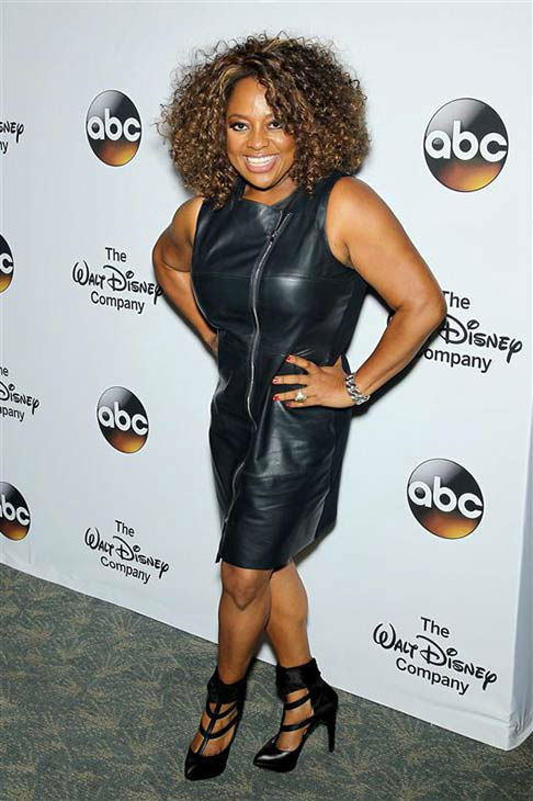 "<div class=""meta ""><span class=""caption-text "">Sherri Shepherd attends 'A Celebration of Barbara Walters' on May 14, 2014 in New York City.  (Marion Curtis/Startraksphoto.com)</span></div>"
