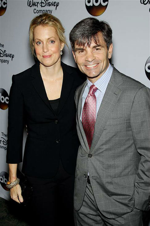 "<div class=""meta ""><span class=""caption-text "">Ali Wentworth and husband George Stephanopoulos attend 'A Celebration of Barbara Walters' on May 14, 2014 in New York City. (Marion Curtis/Startraksphoto.com)</span></div>"