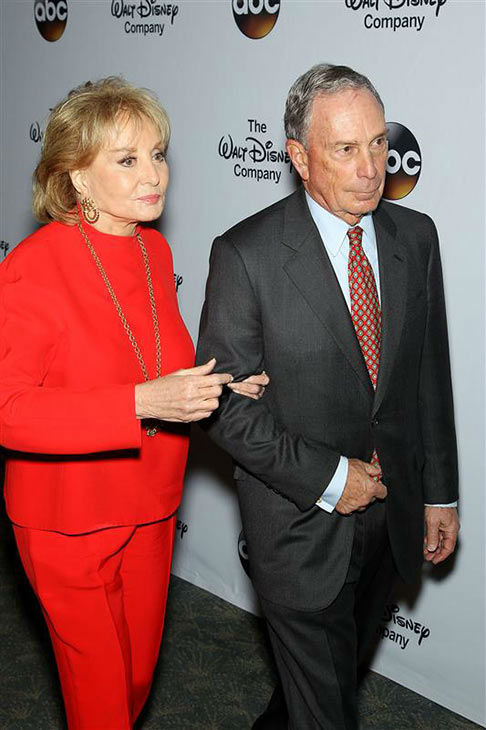"<div class=""meta ""><span class=""caption-text "">Barbara Walters and former New York City Mayor Michael Bloomberg attend 'A Celebration of Barbara Walters' on May 14, 2014 in New York City.  (Marion Curtis/Startraksphoto.com)</span></div>"