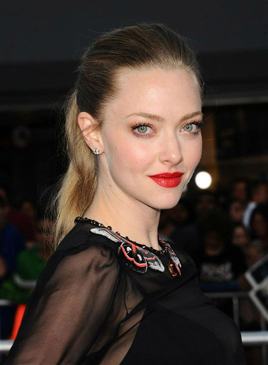 Amanda Seyfried appears at the Los Angeles premiere of &#39;A Million Ways to Die in the West&#39; on May 15, 2014.  <span class=meta>(Sara De Boer&#47;startraksphoto.com)</span>