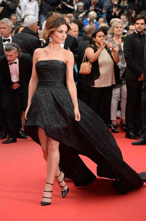 Cheryl Cole appears at the premiere of &#39;The Foxcatcher&#39; during the 67th Cannes Film Festival on May 19, 2014.  <span class=meta>(Nicolas Briquet&#47;Abaca&#47;startraksphoto.com)</span>