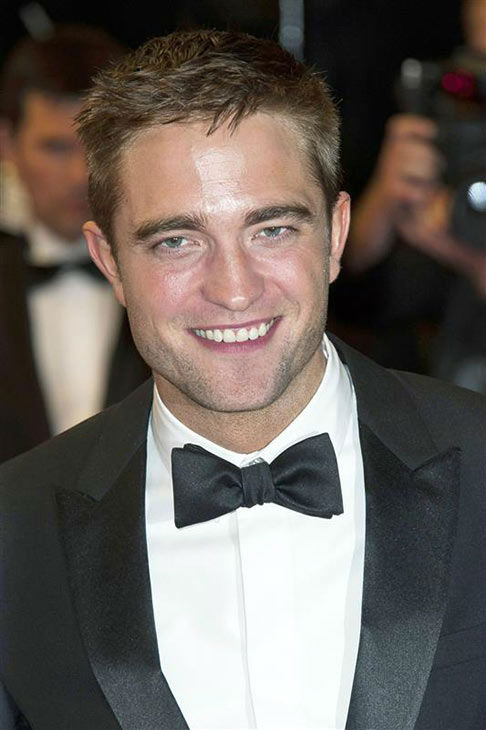 Robert Pattinson appears at the premiere of &#39;The Rover&#39; during the 67th Cannes Film Festival May 18, 2014. <span class=meta>(Nicolas Genin&#47;Abaca&#47;startraksphoto.com)</span>