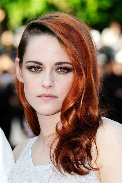 Kristen Stewart appears at the &#39;Clouds of Sils Maria&#39; screening at the 67th Cannes Film Festival on May 23, 2014. <span class=meta>(Aurore Marechal&#47;Abaca&#47;startraksphoto.com)</span>