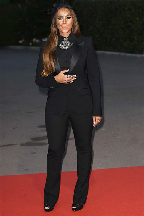 Leona Lewis appears at the 2014  World Music Awards in Monte Carlo on May 27, 2014. <span class=meta>(Nicolas Gouhier&#47;Abaca&#47;startraksphoto.com)</span>