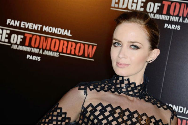 "<div class=""meta image-caption""><div class=""origin-logo origin-image ""><span></span></div><span class=""caption-text"">Emily Blunt appears at the premiere of 'Edge of Tomorrow' in Paris on May 28, 2014. (Nicolas Genin / Abaca / Startraksphoto.com)</span></div>"