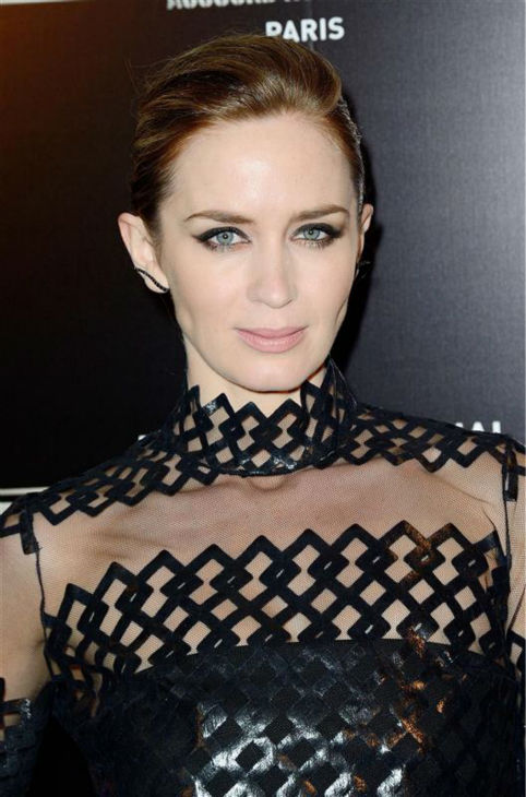 "<div class=""meta ""><span class=""caption-text "">Emily Blunt appears at the premiere of 'Edge of Tomorrow' in Paris on May 28, 2014. (Nicolas Genin / Abaca / Startraksphoto.com)</span></div>"