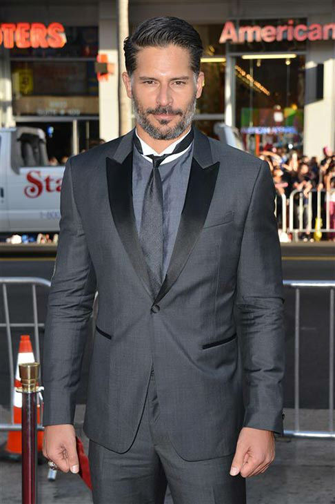 Joe Manganiello appears at the &#39;True Blood&#39; season 7 premiere at the TCL Chinese Theater in Hollywood, California on June 17, 2014. <span class=meta>(Tony DiMaio&#47;startraksphoto.com)</span>