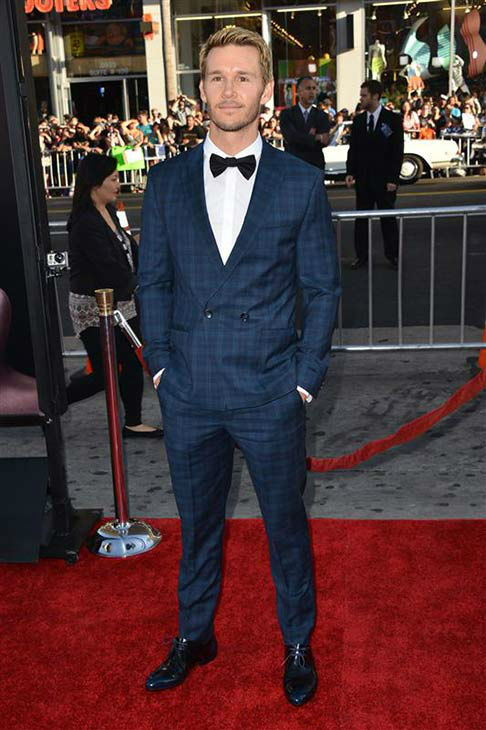 Ryan Kwanten appears at the &#39;True Blood&#39; season 7 premiere at the TCL Chinese Theater in Hollywood, California on June 17, 2014. <span class=meta>(Tony DiMaio&#47;startraksphoto.com)</span>