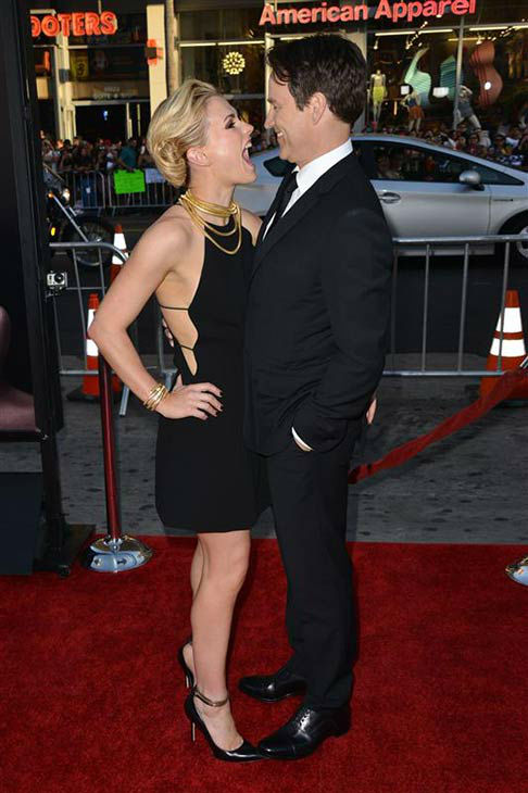 "<div class=""meta image-caption""><div class=""origin-logo origin-image ""><span></span></div><span class=""caption-text"">Stephen Moyer and Anna Paquin appear at the 'True Blood' season 7 premiere at the TCL Chinese Theater in Hollywood, California on June 17, 2014.  (Tony DiMaio/startraksphoto.com)</span></div>"