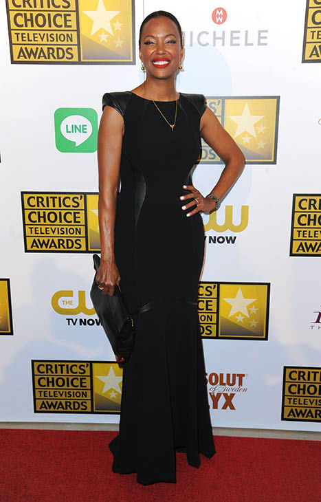 Aisha Tyler arrives at the Critics&#39; Choice Television Awards at the Beverly Hilton Hotel on Thursday, June 19, 2014, in Beverly Hills, Calif. <span class=meta>(Richard Shotwell&#47;Invision&#47;AP)</span>