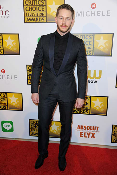 Josh Dallas arrives at the Critics&#39; Choice Television Awards at the Beverly Hilton Hotel on Thursday, June 19, 2014, in Beverly Hills, Calif.  <span class=meta>(Richard Shotwell&#47;Invision&#47;AP)</span>