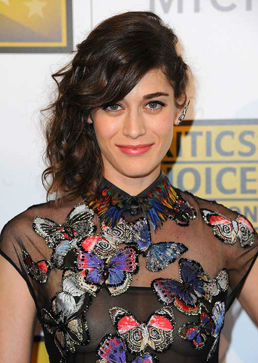 Lizzy Caplan arrives at the Critics&#39; Choice Television Awards at the Beverly Hilton Hotel on Thursday, June 19, 2014, in Beverly Hills, Calif.  <span class=meta>(Richard Shotwell&#47;Invision&#47;AP)</span>
