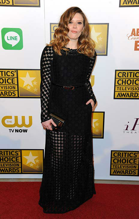 "<div class=""meta ""><span class=""caption-text "">Natasha Lyonne arrives at the Critics' Choice Television Awards at the Beverly Hilton Hotel on Thursday, June 19, 2014, in Beverly Hills, Calif.  (Richard Shotwell/Invision/AP)</span></div>"