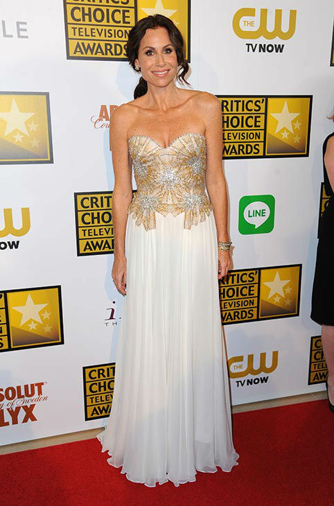 "<div class=""meta image-caption""><div class=""origin-logo origin-image ""><span></span></div><span class=""caption-text"">Minnie Driver arrives at the Critics' Choice Television Awards at the Beverly Hilton Hotel on Thursday, June 19, 2014, in Beverly Hills, Calif. (Richard Shotwell/Invision/AP)</span></div>"