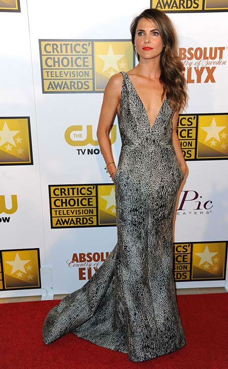 "<div class=""meta image-caption""><div class=""origin-logo origin-image ""><span></span></div><span class=""caption-text"">Keri Russell arrives at the Critics' Choice Television Awards at the Beverly Hilton Hotel on Thursday, June 19, 2014, in Beverly Hills, Calif.  (Richard Shotwell/Invision/AP)</span></div>"
