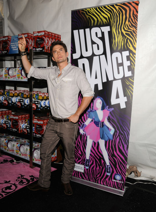 'Twilight' star Jackson Rathbone appears at Backstage Creations' Ce
