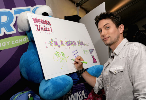 'Twilight' star Jackson Rathbone appears at Backstage Creations' Celebrity Retreat at the 2012 Teen Choice at the Gibson Amphitheatre in Universal City, California, near Los Angeles on July 22, 2012.