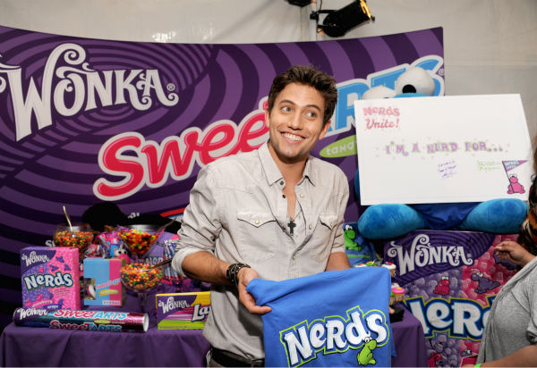 'Twilight' star Jackson Rathbone appears at Backstage Creations' Celebrity Retreat at the 2012 Teen Choice at