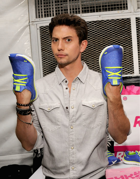 'Twilight' star Jackson Rathbone appears at Backstage Creations' Celebrity Retreat a