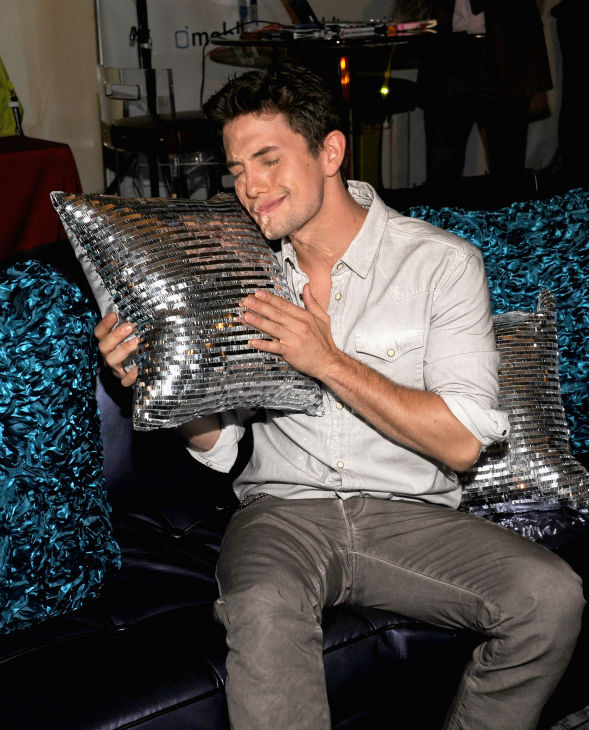 'Twilight' star Jackson Rathbone appears at Backstage Creations' Celebrity Retreat at the