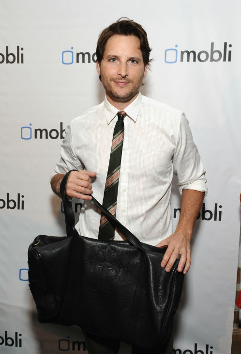 &#39;Twilight&#39; star Peter Facinelli appears at Backstage Creations&#39; Celebrity Retreat at the 2012 Teen Choice at the Gibson Amphitheatre in Universal City, California, near Los Angeles on July 22, 2012. <span class=meta>(Angela Weiss &#47; WireImage)</span>