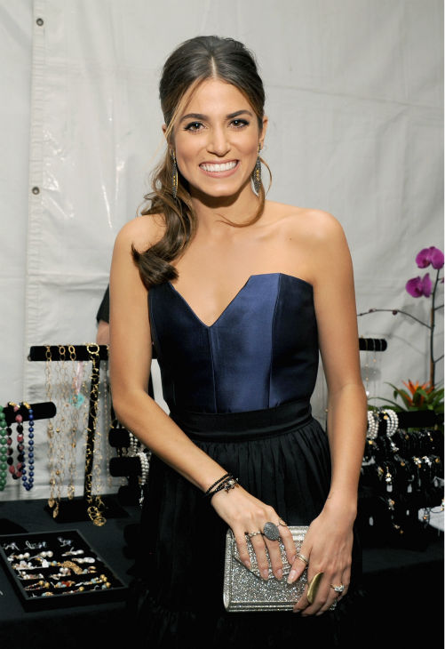 'Twilight' star Nikki Reed appears at Backstage Creations' Celebrity Retreat at the