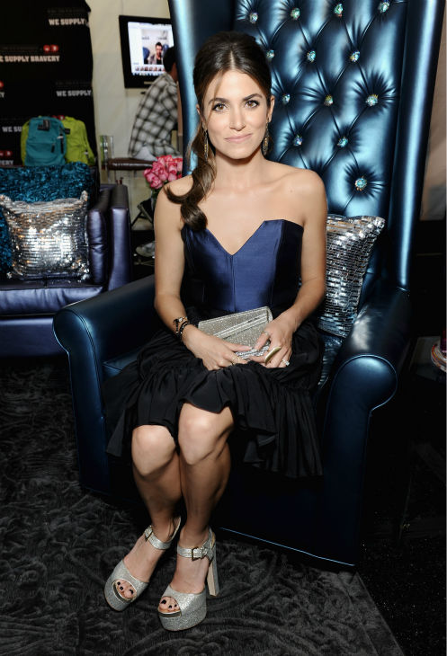 'Twilight' star Nikki Reed appears at Backstage Creations' Celebrity Retreat at the 2012 Teen Choice at the Gibson Amphitheatre in Universal City, California, near Los Angeles on July 22, 2012.