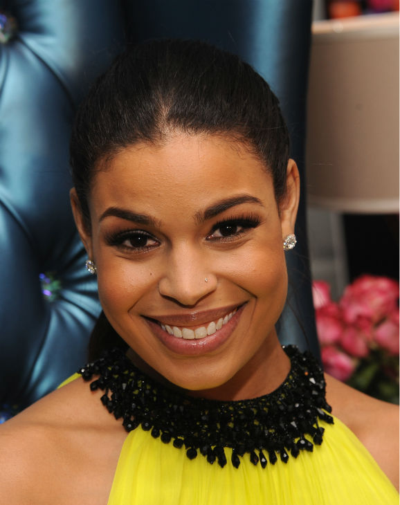 Jordin Sparks appears at Backstage Creations' Celebrity Retreat at the 2012 Teen Choice at the Gibson Amphitheatre in Universal City, California, near Los Angeles on July 22, 2012.