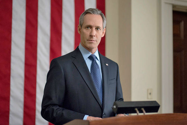 "<div class=""meta image-caption""><div class=""origin-logo origin-image ""><span></span></div><span class=""caption-text"">Michel Gill appears in a scene from season 2 of Netflix's 'House of Cards.'  (Nathaniel Bell for Netflix)</span></div>"