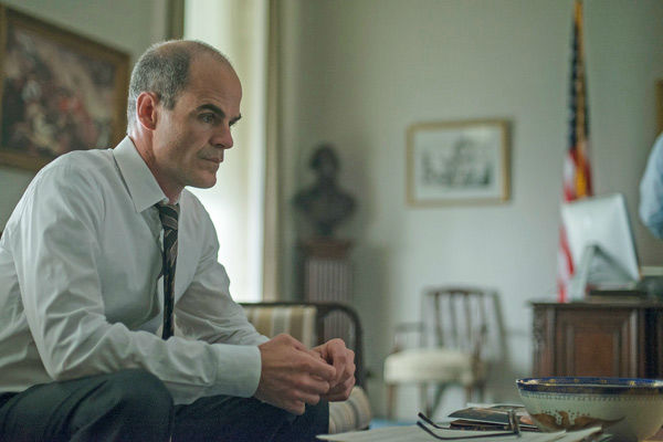 Michael Kelly appears in a scene from season 2 of Netflix&#39;s &#39;House of Cards.&#39; <span class=meta>(Nathaniel Bell for Netflix)</span>