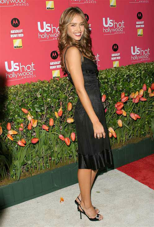 Jessica Alba appears at the 2006 Us Weekly Hot Hollywood party on April 26, 2006. <span class=meta>(Michael Williams &#47; startraksphoto.com)</span>