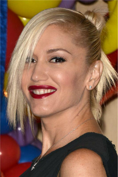 Gwen Stefani attends the premiere of the Disney Junior Live On Tour! Pirate and Princess Adventure event in Hollywood, California on Sept. 29, 2013. <span class=meta>(Tony DiMaio &#47; Startraksphoto.com)</span>