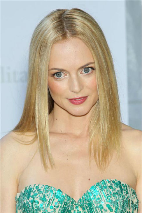 Heather Graham attends the New York Metropolitan Opera's season opening performance Of Tchaikovsky's 'Eugene Onegin' on Sept. 23, 2013.