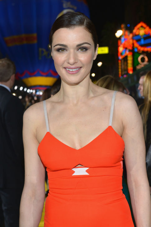 Rachel Weisz attends Walt Disney Pictures' world premiere of 'Oz The Great And Powerful' at the El Capitan Theatre in Hollywood, California on February 13, 2013.