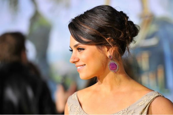 Mila Kunis attends Walt Disney Pictures' world...