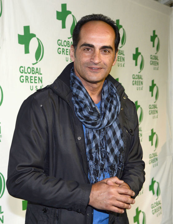 Navid Negahban &#40;Abu Nazir on Showtime&#39;s &#39;Homeland&#39;&#41; attends Global Green USA&#39;s 10th annual Pre-Oscars Party at the Avalon club in Hollywood, California on Feb. 20, 2013. <span class=meta>(Chris Weeks &#47; Getty Images for Global Green)</span>
