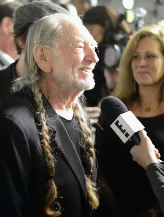 Willie Nelson attends Global Green USA&#39;s 10th annual Pre-Oscars Party at the Avalon club in Hollywood, California on Feb. 20, 2013. <span class=meta>(Chris Weeks &#47; Getty Images for Global Green)</span>