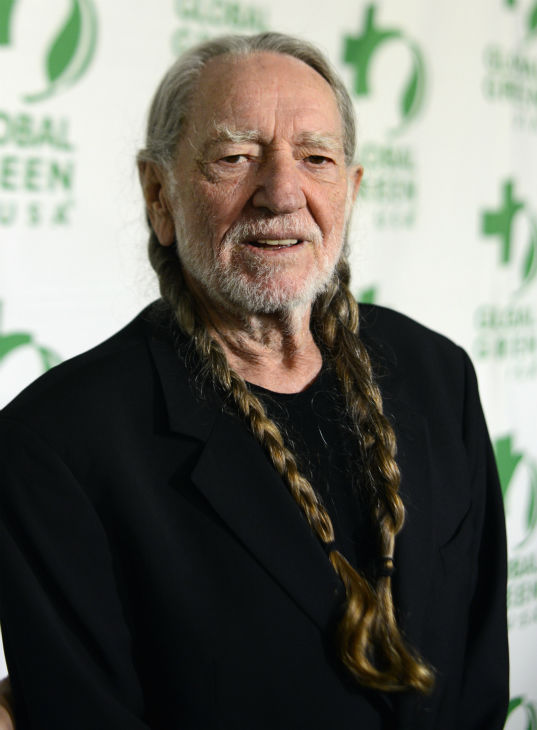 Willie Nelson attends Global Green USA's 10th...