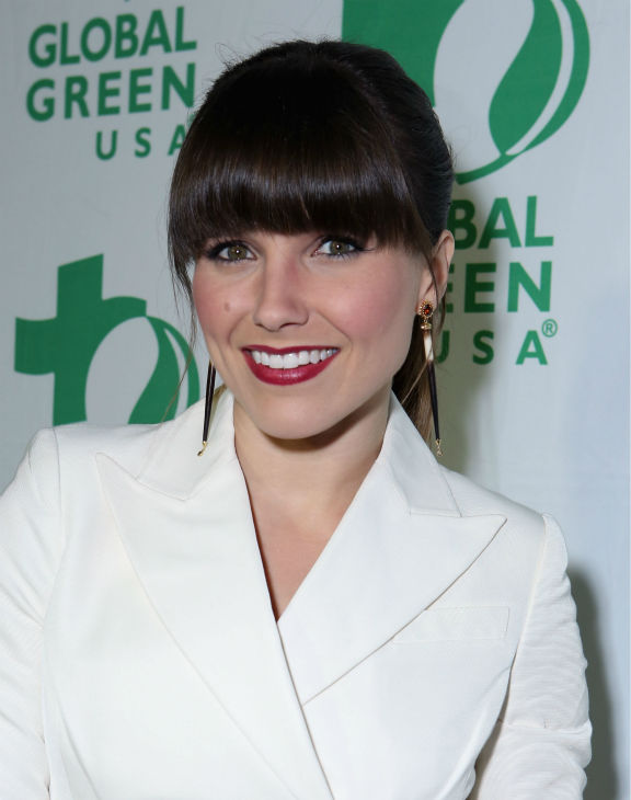 Former &#39;One Tree Hill&#39; star Sophia Bush attends Global Green USA&#39;s 10th annual Pre-Oscars Party at the Avalon club in Hollywood, California on Feb. 20, 2013. <span class=meta>(Alexandra Wyman &#47; Getty Images for Global Green)</span>