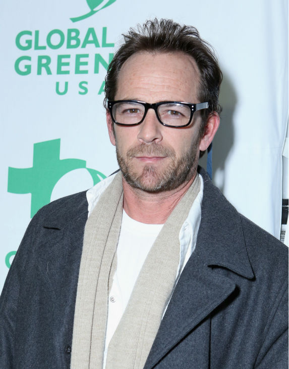 Luke Perry (Dylan on 'Beverly Hills, 90210')...