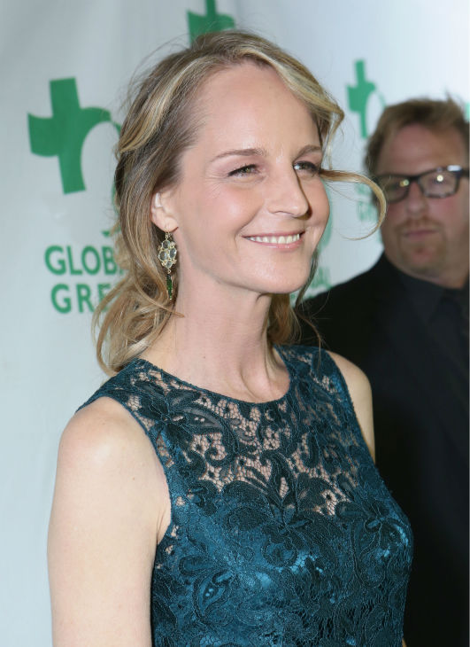 Current Oscar nominee and former winner Helen Hunt attends Global Green USA&#39;s 10th annual Pre-Oscars Party at the Avalon club in Hollywood, California on Feb. 20, 2013. <span class=meta>(Alexandra Wyman &#47; Getty Images for Global Green)</span>