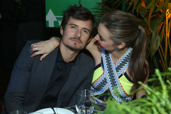 "<div class=""meta ""><span class=""caption-text "">Victoria's Secret supermodel Miranda Kerr and husband and actor Orlando Bloom attend Global Green USA's 10th annual Pre-Oscars Party at the Avalon club in Hollywood, California on Feb. 20, 2013. (Alexandra Wyman / Getty Images for Global Green)</span></div>"