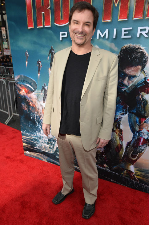 Writer/director Shane Black attends Marvel's 'Iron Man 3' Premiere at the El Capitan Theatre in Hollywood on April 24, 2013.
