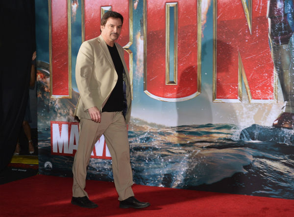 "<div class=""meta image-caption""><div class=""origin-logo origin-image ""><span></span></div><span class=""caption-text"">Writer/director Shane Black attends Marvel's 'Iron Man 3' Premiere at the El Capitan Theatre in Hollywood on April 24, 2013. (Alberto E. Rodriguez / WireImage / Walt Disney Studios)</span></div>"