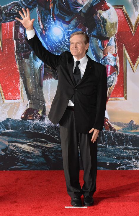 Actor William Sadler attends Marvel's 'Iron Man 3' Premiere at the El Capitan Theatre in Hollywood on April 24, 2013.